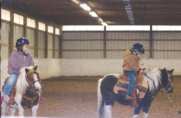 7th Heaven Horse Farm Fun Page
